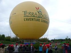Terra Botanica pour les CE2 b