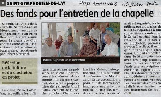 chapelle reunion 2014