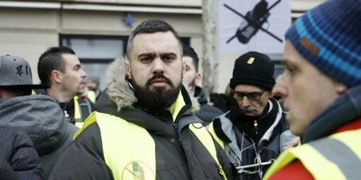 Gilets jaunes. Prison avec sursis requise contre Éric Drouet (LT.fr-5/06/19-17h20)