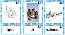 Vocabulaire - Les pôles