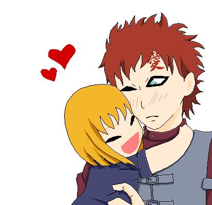 Gaara & Chisei [PA1]