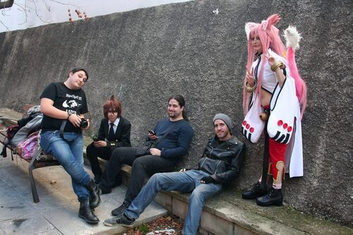FestJapan, Mangafest 2017 + Sesión de FotoCosplay