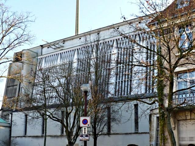 Eglise Sainte Thérèse de Metz 24 18 12 09