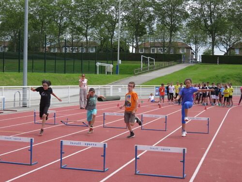 FINALE ATHLETISME USEP