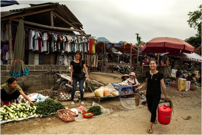 Joie de vivre Vietnamienne
