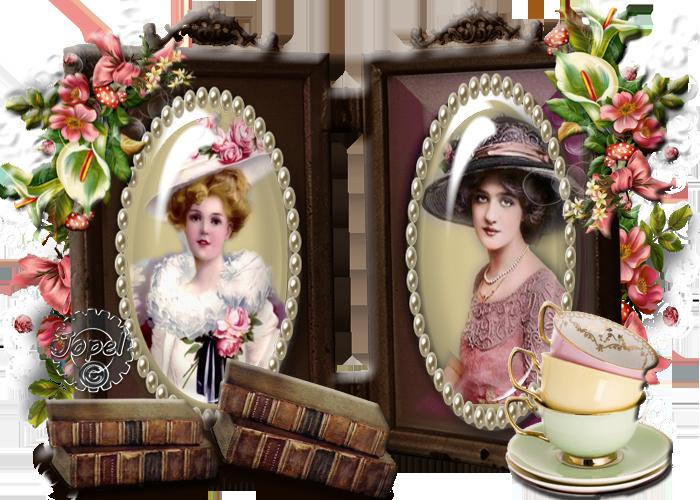 Défis pour les amies Beauty et Lamalle Magique