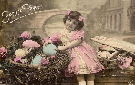 """Résultat de recherche d'images pour """"images de petites filles pour paques"""""""