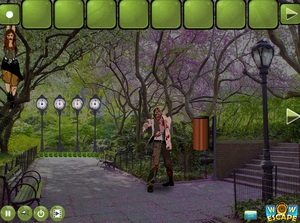 Jouer à Central Park escape