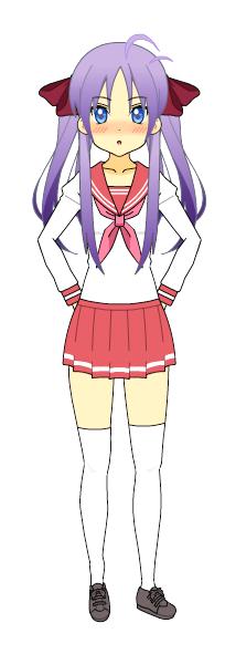 [Lucky Star] Kagami-Chan ♥