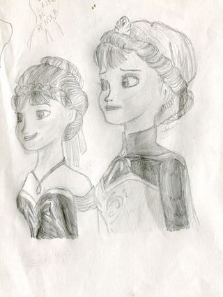 New Frozen Draw