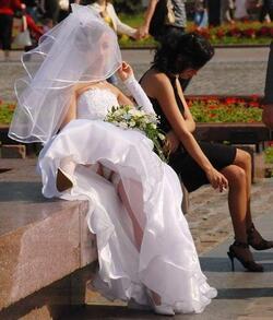 Vive la mariée