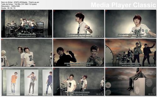 [MV] LEDApple - Time's up