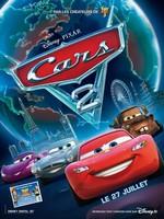 Cars 2 affiche