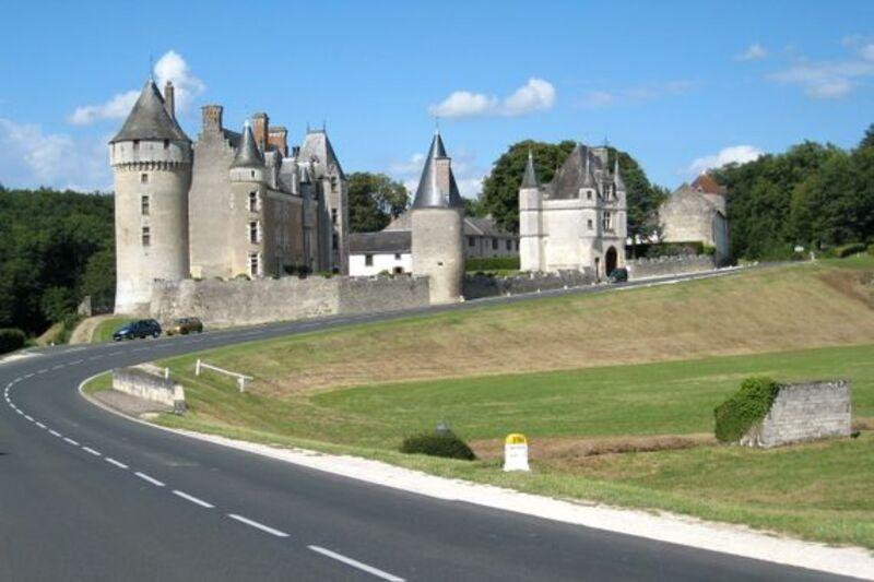 2020.08.05 Châteaux de Montrésor et de Montpoupon (département Indre et Loire) 2