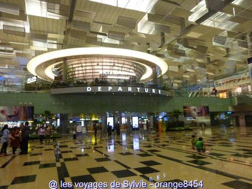 SINGAPOUR AEROPORT