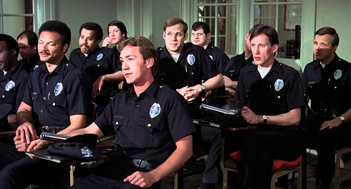 Bande de flics, The choirboys, Robert Aldrich, 1975