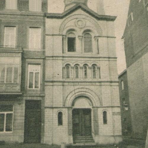 Temple Antoiniste de Liège (Az N°11, 3 juin 1934)