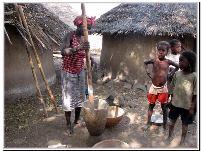 Sénégal  chez les bédiks