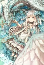 Dragon - Hey Mangas ! | Princesse animée, Dessins de fille, Jolie ...