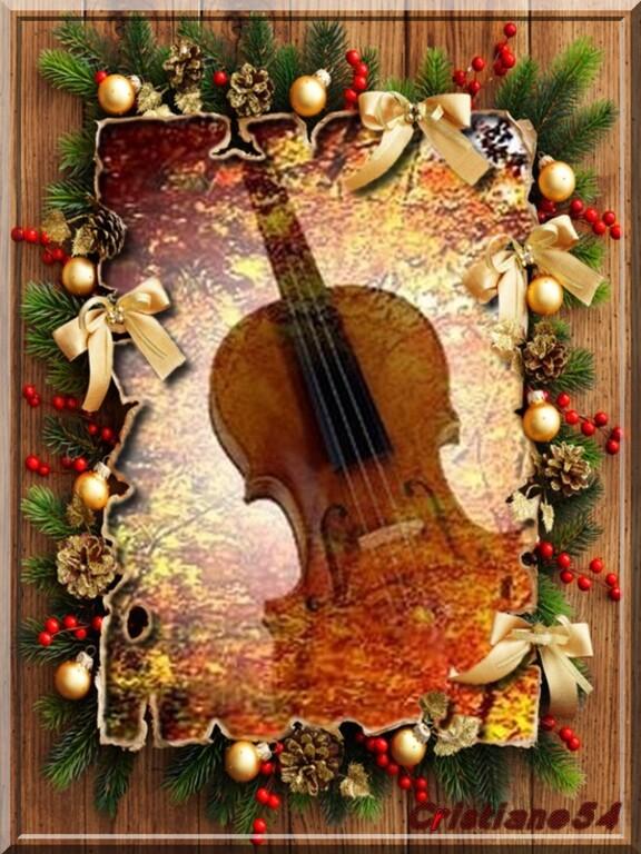 Le violon pleure !!!