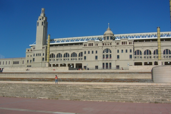 Montjuic - Stade Olympique Lluis Companys