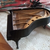 assemblage couvercle/piano