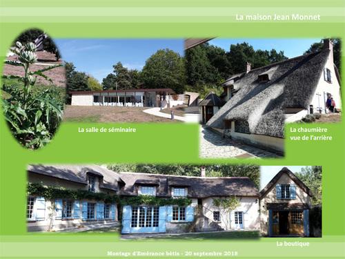 Le jardin de Jean Monnet