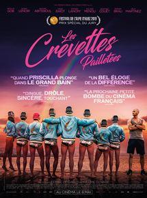 Les Crevettes pailletées de Cédric Le Gallo et Maxine Govare