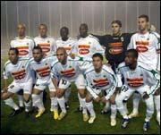 Amical  MCA-Fiorentina (Italie) 1-1