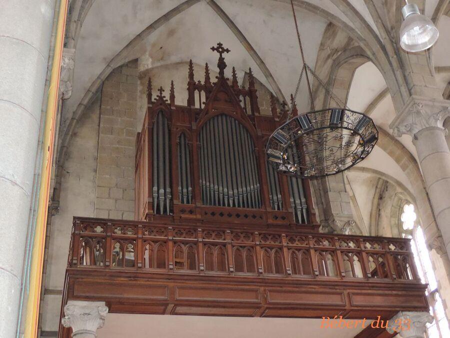 Paimpol Eglise Saint-Samson  - 2