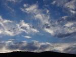Sagone, Corse, ciel