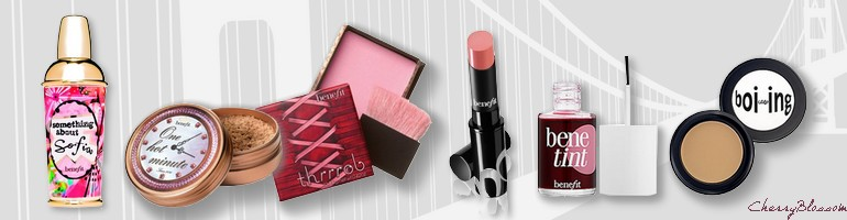 Wanted : Benefit cosmetics !