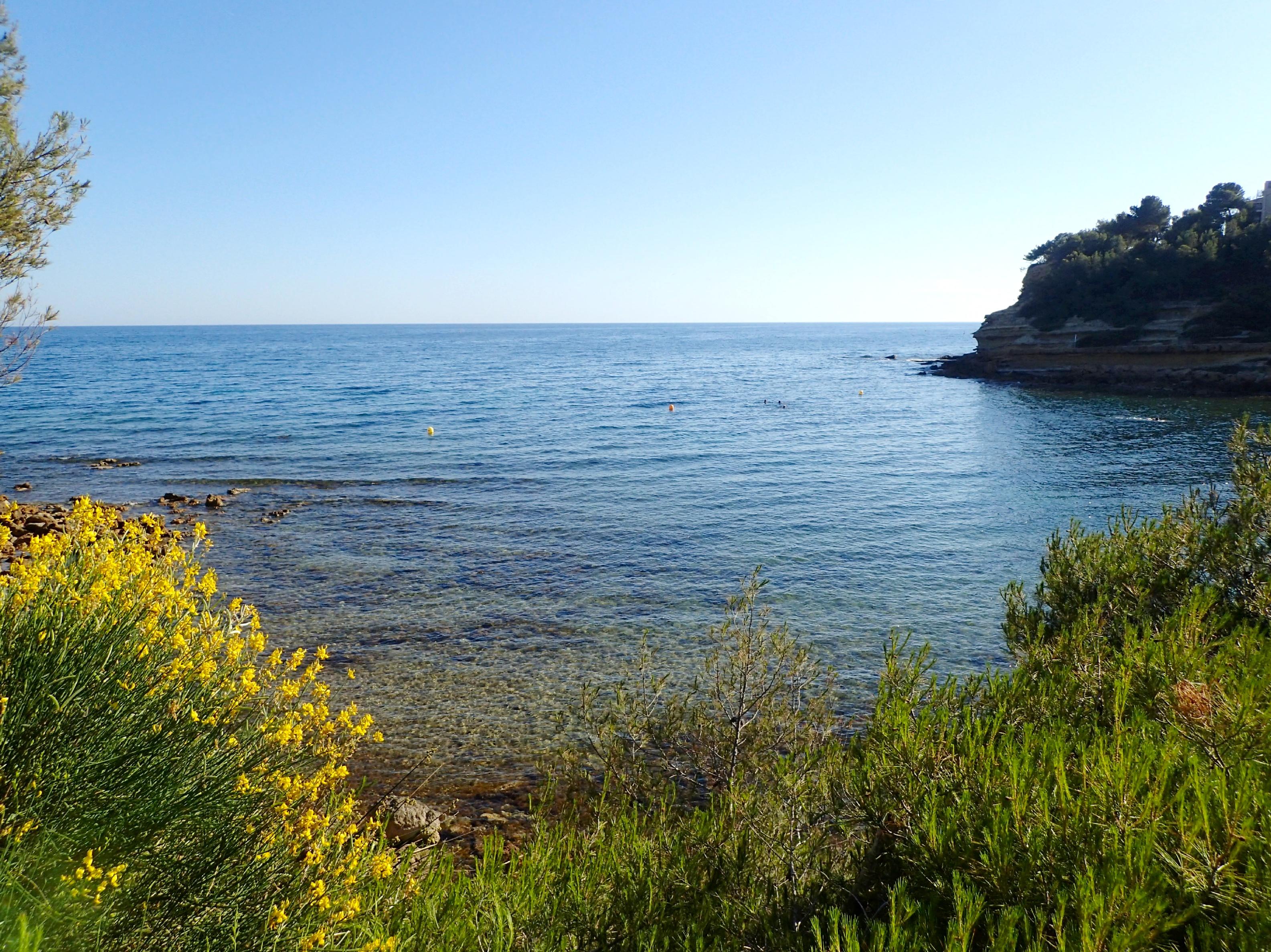 calanque du Cap Rousset