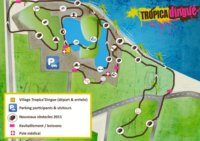 Tropica'Dingue: J-1 avant l'ouverture des inscriptions