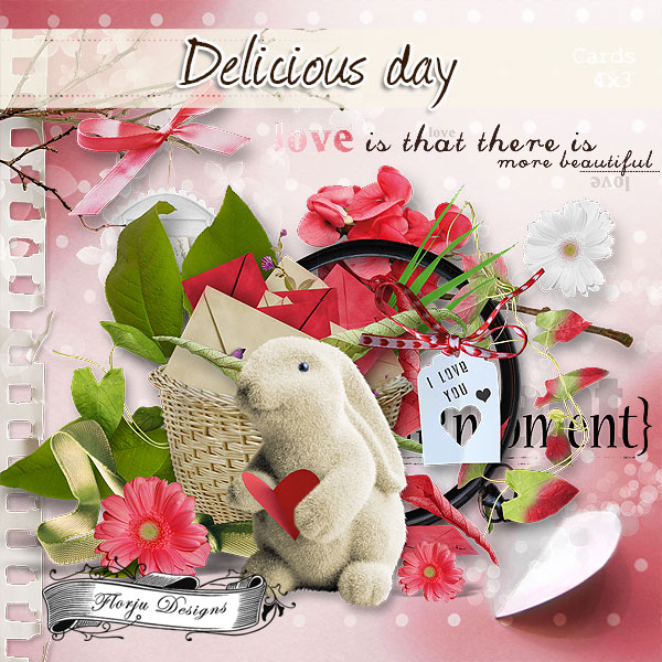 Delicious Day { Kit PU } by Florju Designs