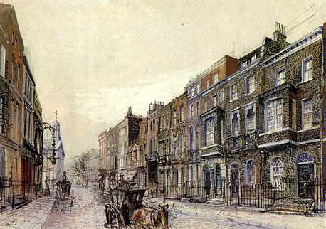 Alexandre Trauner: La vie privee de Sherlock Holmes