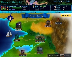 Dream world Kongregate