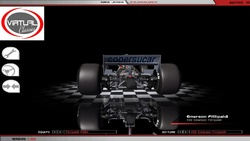 Fittipaldi FD04 - Ford Cosworth DFV V8 3.0