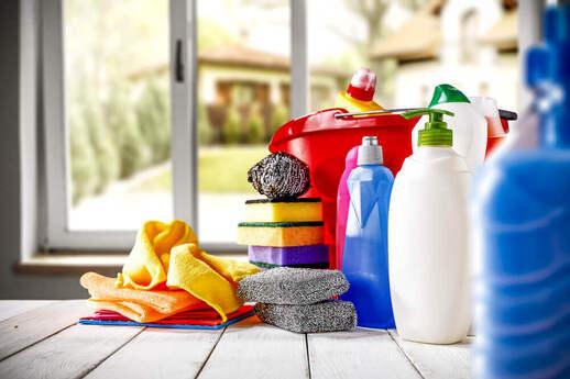 comment éviter les accidents à la maison avec l'eau de javel