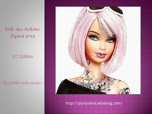 Défilé de vos créations/stylistes 2015 : la petite robe noire (4)