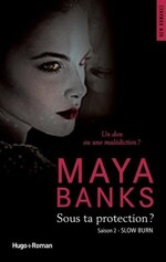 Chronique Slow Burn tome 2 de Maya Banks