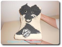 Cap laine crochet