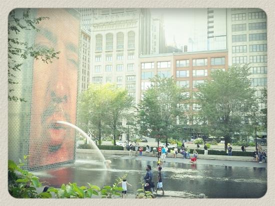 085 - chicago - Millenium park