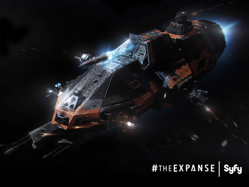 The Expanse, excellente série TV de SF