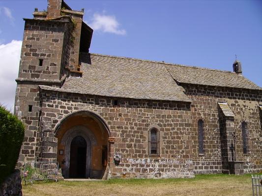 Gourdièges, Reliques de Saint-Meen