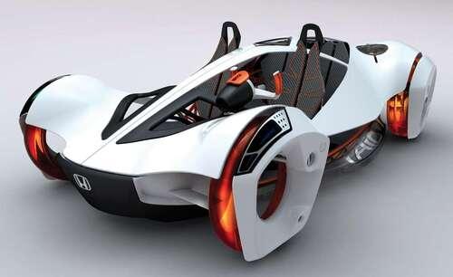 les voiture du futur