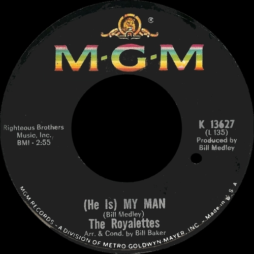 "The Royalettes: CD "" It's Gonna Take A Miracle - MGM Sides "" Ichiban Records SCL 2110-2 [ US ]"