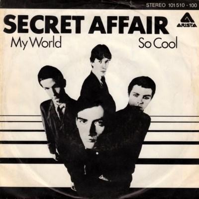 Secret Affair - My World - 1980