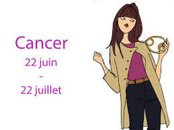 Signe du Cancer !!!