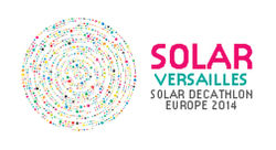 Solar  Decathlon 2014 Europe à Versailles